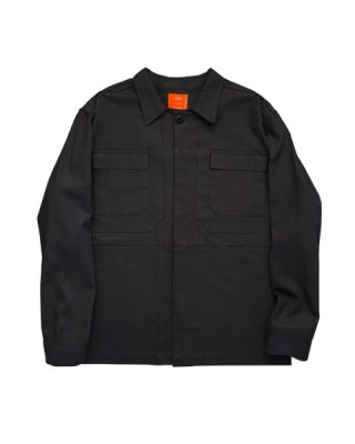 라잇루트(rightroute) GRAY MULTI POCKET SHIRTS JACKET [조익수]