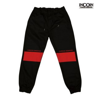 인코인(incoin) BLACK-OR JOGGER PANTS