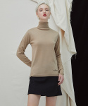 밀로그램() Embo Turtleneck - beige
