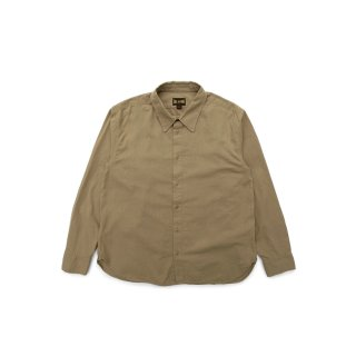 빅유니온(bigunion) Heavy Linen Regular Shirt / Khaki