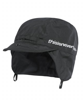 디스이즈네버댓(thisisneverthat) SP Mountain Cap Black