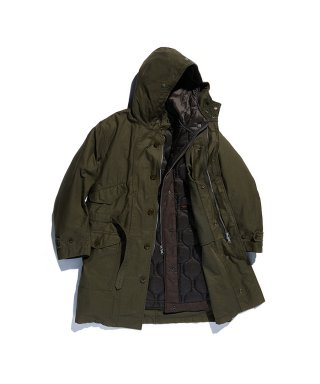 에스피오나지(espionage) Chesty M1947 Parka Olive