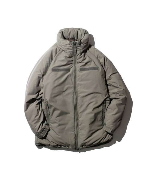 에스피오나지(ESPIONAGE) Jeff ECWCS Gen III Level 7 Parka Grey Olive