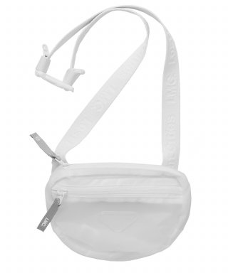엘엠씨(lmc) LMC MILANO MINI FANNY PACK clear