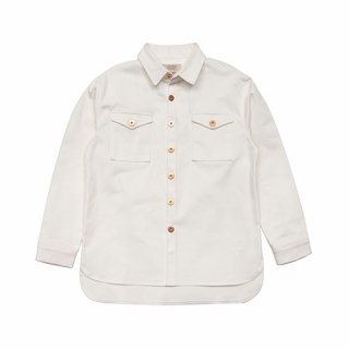 셀렉온(celecon) WHITE DENIM SHIRTS VG1SH102