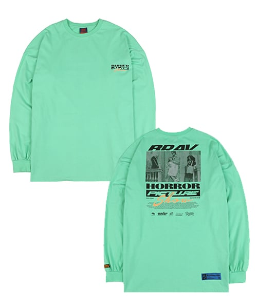 베리드얼라이브(BURIED ALIVE) BA H.P.S LOGO LONG SLEEVE MINT