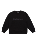 Serendipity Sweatshirt Black