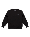 Velour Sweatshirt Black