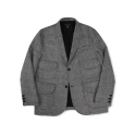 발루트(BALLUTE) MAGAZINE JACKET (GREY WOOL)