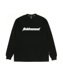 필드매뉴얼() SWORDGRAPHY LONG SLEEVE TEE black