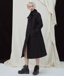 밀로그램() Gemini Coat - Black