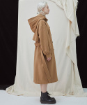 밀로그램() Gloride Coat - Beige