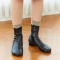(SY)_bread boots_Black (W)