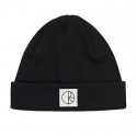폴라() Cotton Beanie - Black