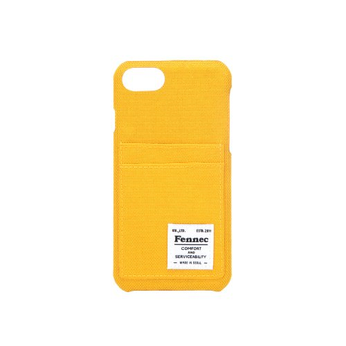 페넥(FENNEC) C&S iPHONE 7/8 CASE - YELLOW