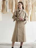 클로제스트.(CLOTHEST.) [2019 S/S Collection] Two way trench coat (2color)