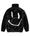 Rabbit Fur  Smile Jacket