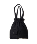 디얼스() POCKET BIND 2 WAY BAG - BLACK