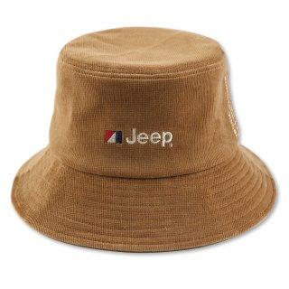 지프(JEEP) Corduroy Bucket Hat (GK1GCU914BR) - 59 8ef11b0d5c1
