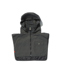 TOME.5 TECHWARE GRAY HOODIE CAP