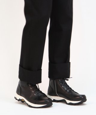 릴리즘프로덕트(relizmproduct) Black CASBA High-Tech Boots