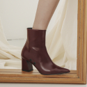 로우어(LOWER) LWW18-4-2 Peet Boots [burgundy]