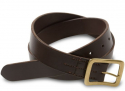 레드윙(REDWING) Leather Belt [Brown]