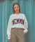 NC BIG LOGO SWEATSHIRT WH