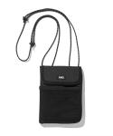 LMC PASSPORT BAG black