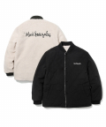 마크 곤잘레스(MARK GONZALES) REVERSIBLE QUILTING BOA JACKET