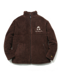 마크 곤잘레스() BOA ZIP UP JACKET BROWN