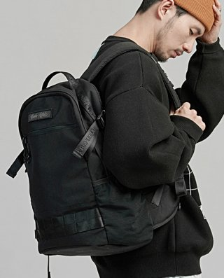 몬스터리퍼블릭(monsterrepublic) IMPEND BACKPACK / BLACK
