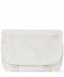 네이키드니스() WIDE VISION MESSENGER BAG / IVORY