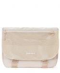네이키드니스() WIDE VISION MESSENGER BAG / LIGHT BEIGE