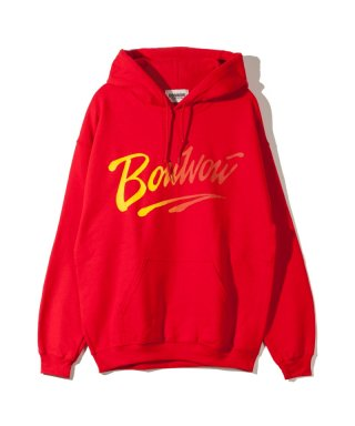 바우와우(bowwow) RENEE SWEAT HOODIE / RED