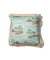 블랙 위어도스(blackweirdos) HIMALAYAN ALOHA CUSHION / MINT