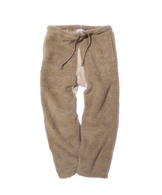 블랙 위어도스(blackweirdos) BOA SWEAT PANTS / BEIGE