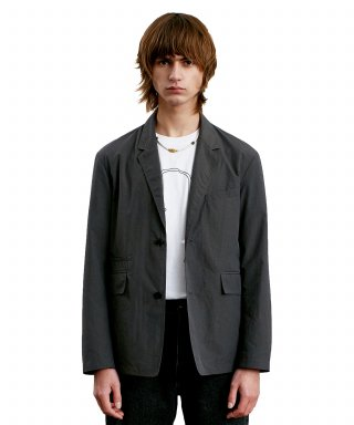 라이풀(liful) COMFORT BLAZER dark gray