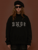 딤에크레스() DIM. DMCS TURTLE SWET-SHIRTS_BLACK