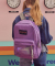 로라로라(ROLAROLA) (BG-19101) ROLAROLA X JANSPORT BACKPACK VIVID LILAC