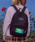 (BG-19101) ROLAROLA X JANSPORT BACKPACK BLACK