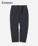 커버낫(COVERNAT) N/C STRETCH SLIM EASY PANTS CHACOAL