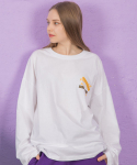 써치410() ONOFF LONG SLEEVE_WHITE