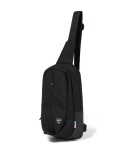 CORDURA VERTICAL SLING BAG BLACK