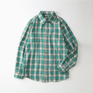 언리미트(unlimit) Check Shirts 04 (U19ATSH04)