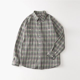 언리미트(unlimit) Check Shirts 02 (U19ATSH02)