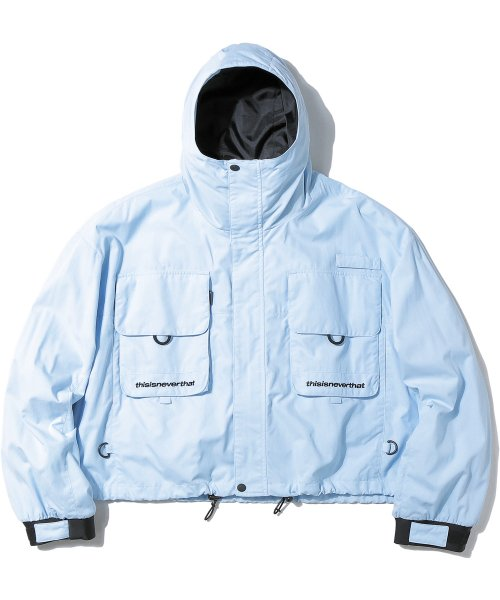 디스이즈네버댓(THISISNEVERTHAT) Fisherman Jacket Sky Blue