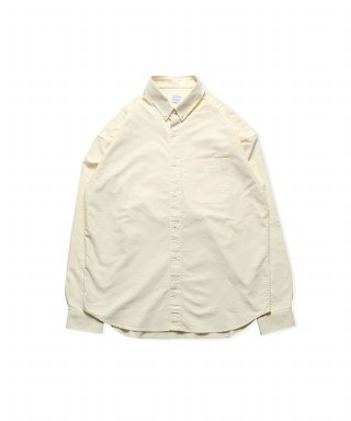 브루먼(bruman) Oxford BD Shirts (Yellow)