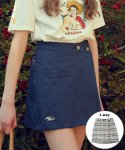 메인부스() 9S Reversible Skirt(NAVY)