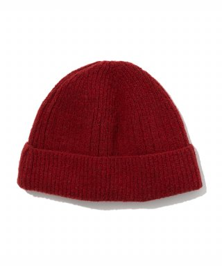 유니폼브릿지(uniformbridge) wool beanie red